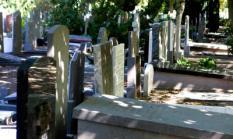 DEN HAAG - Begraafplaats Oud Eik en Duinen in Den Haag. ANP XTRA KOEN SUYK