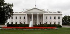 WASHINGTON - Het Witte Huis.ANP  XTRA LEX VAN LIESHOUT