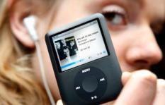 HAARLEM - Ipod nano derde generatie. ANP PHOTO KOEN SUYK