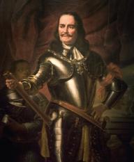 VLISSINGEN - Portret Michiel Andriaanz. de Ruyter, vervaardigd in 1668 door Ferdinand Bol. Zeeuws maritiem muZEEum/ANP PHOTO KOEN SUYK