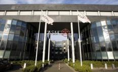 ALMERE - Hoofdkantoor van chipmachinefabrikant ASM International  in Almere. ASM International schrapt tweehonderd banen in Almere en verplaatst een deel van het bedrijf naar zijn lokatie in Singapore. Het bedrijf heeft last van een afnemende vraag naar halfgeleiders door de verslechterde economische omstandigheden. ANP PHOTO XTRA KOEN SUYK